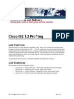 Lab Guide ISE 1 2 Profiling