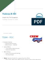 Hadoop ABI Insight