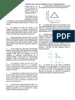 Ejercicios Propuestos de Temperatura,Calor,Primera Leytermodinamica