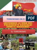 Terrorismo en El Peru