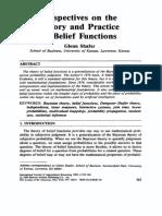 Shafer90_BeliefFunctions