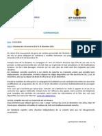 Les vols d'Aircalin du 20 au 24 Décembre 2014
