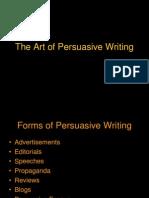 30950 Art Of Persuasion
