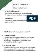 dr.agung - PAHAM DASAR PSIKIATRI + PSIKOPATOLOGI