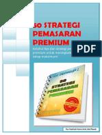 50 Strategi Pemasaran Premium