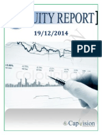 Daily Equity Report 19-12-14