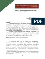 Ángelica Gorodischer _ Las Máscaras de La Modernización