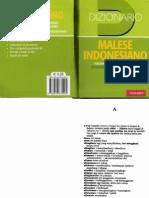 Dizionario Italiano Indonesiano