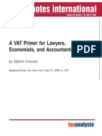 VAT Primer