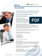 Understanding Your Accounts