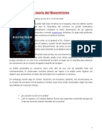 Robert Lanza La Teoria Del Biocentrismo