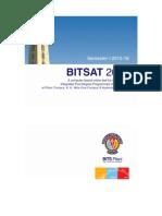 BITSAT 2015 Brochure