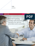 IT Pricing Models Whitepaper MindTree