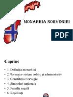 Monarhia Norvegiei