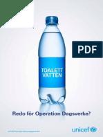 Operation Dagsverke 2015 Informationsbrochyr