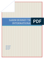 Sarim Burney NGO