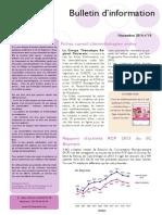 Bulletin d'information 3C