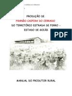 Manual de Criação de Frango Caipira no Cerrado