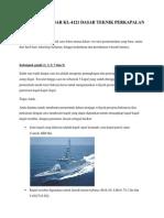 Soal Tugas Besar Kapal 2014