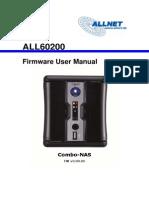 Manual Allnet ALL20600