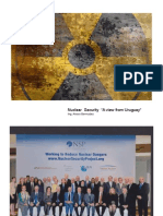 Nuclear Summits Non Proliferation
