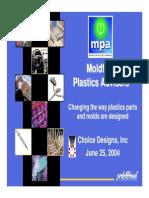 Moldflow Presentation