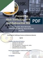 Trafico ilicito de material radiactivo