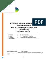 Kertas Kerja Mukhayyam Tahun 2014
