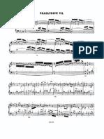 Preludios Bach Analisis