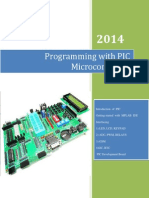 Programming With PIC Micro-Controller