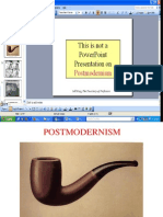 postmodernism over view.pptx