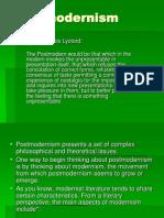 Postmodernism pp general.ppt