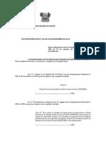 Lei Complementar n 626 Unificaçao Fundo Previdenciários