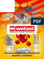 Catalogo Wetzel Es