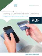 Evolving E-commerce Market Dynamics