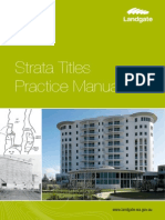 Guide to Strata Titles