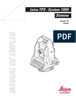 Manual Leica Serie 1000