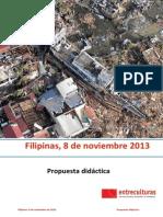 Filipinas 8 de Noviembre de 2013