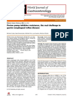 Proton Pump Inhibitor Resistance, The Real Challenge in Gastro-esophageal Reflux Disease