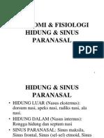 Kuliah Anatomi Hdng-2007