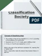 Classification Society