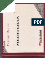 Fernan Brodel - Mediteran Prostor i Istorija