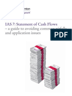 Ifrs 7 Guide Statement of Cash Flows Aug2012