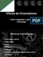Como Organizar e Gerir o Cineclube