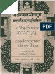Leon Herrera Jose (Trad) - El Yoga Sutra de Patanjali Con El Comentario Del Rey Bhoja