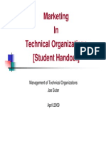 08 Marketing in Technical Organizations, 28pp.pdf
