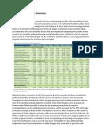 Overview of Nigerian Economy