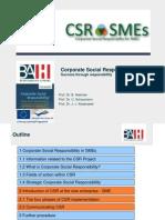 Presentation CSR