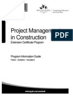 Ce Guide Pm Construction