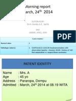 MR 24-03-2014 PJT hsdhdhdhd